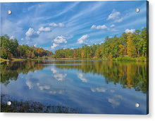 Load image into Gallery viewer, A Sunny Fall Day - Acrylic Print