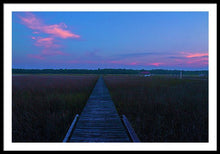 Load image into Gallery viewer, The South Carolina Sunset - Framed Print