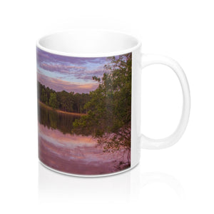 The Pink Morning Sunrise Mug 11oz