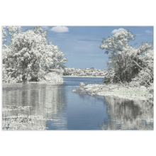 Load image into Gallery viewer, The Winterscape Reflection Posters