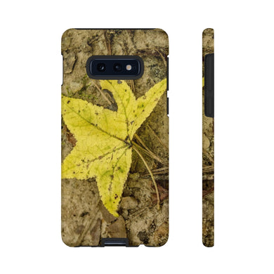 The Yellow Leaf Tough Cases for Samsung