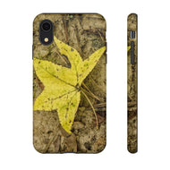 The Yellow Leaf Tough Cases for Iphone