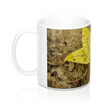 Load image into Gallery viewer, The Yellow Leaf Mug 11oz