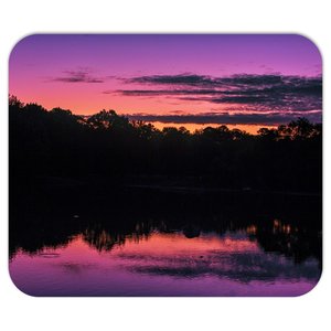The Early Morning Reflection Mousepads