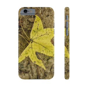 The Yellow Leaf Case Mate Slim Phone Cases for Samsung