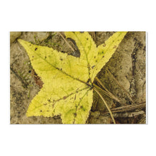 Load image into Gallery viewer, The Yellow Leaf Area Rugs