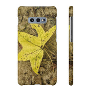 The Yellow Leaf Snap Cases for Samsung
