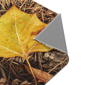 Pine Cone's & Yellow Leaf Area Rugs