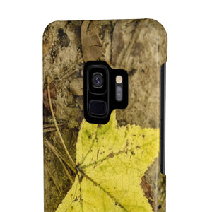 The Yellow Leaf Case Mate Slim Phone Cases for Iphone