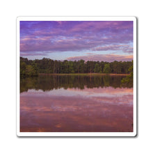 Load image into Gallery viewer, The Morning Pink Sunrise Magnets