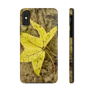 The Yellow Leaf Case Mate Tough Phone Cases for Samsung