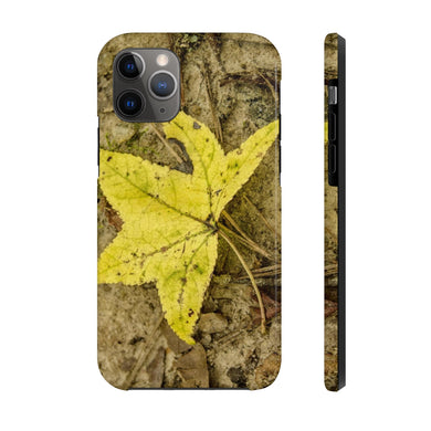 The Yellow Leaf Case Mate Tough Phone Cases for IPhone