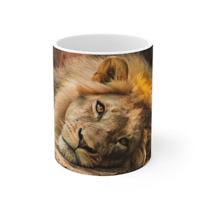 Portrait of Leo Mug 11oz