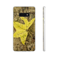 Load image into Gallery viewer, The Yellow Leaf Flexi Cases for Samsung