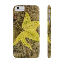 Load image into Gallery viewer, The Yellow Leaf Case Mate Slim Phone Cases for Iphone