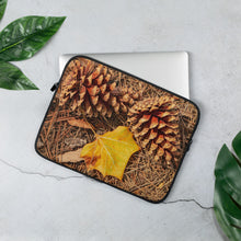 Load image into Gallery viewer, The Fall & Nature Laptop Sleeve
