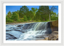 Load image into Gallery viewer, The Waterfall In Hdr - Framed Print
