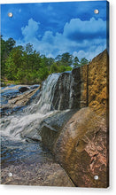 Load image into Gallery viewer, The Waterfall Wall In Hdr - Acrylic Print