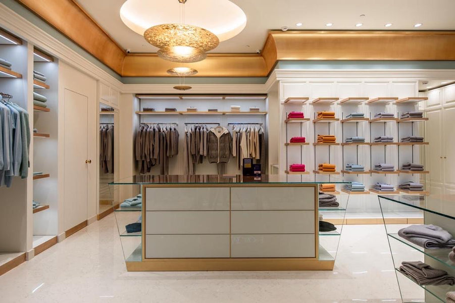 Malo lands in Russia: opens the flagship Boutique at the Petrovsky Passage in Moscow