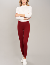 Load image into Gallery viewer, Leggings in pure cashmere