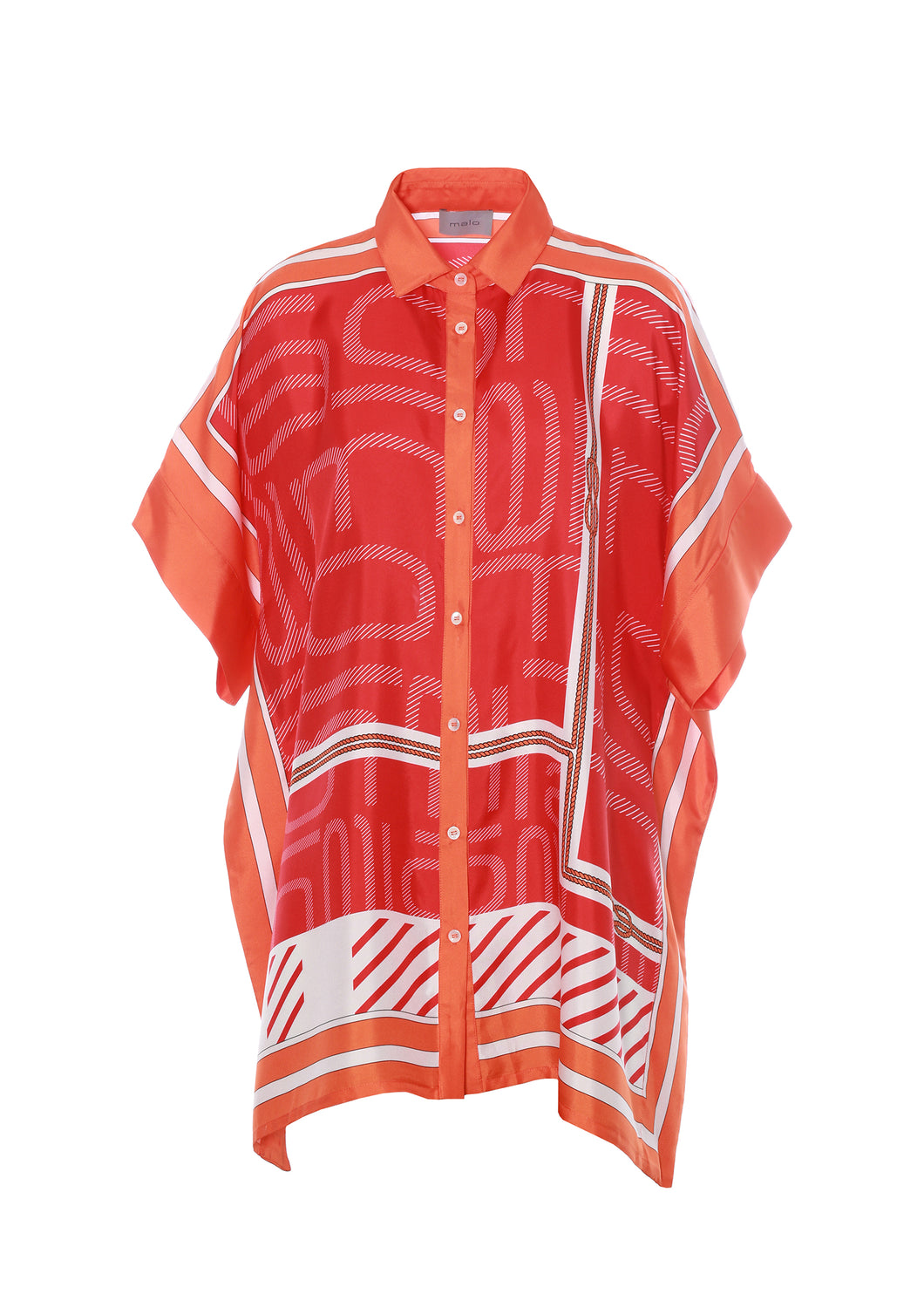 Carrè printed shirt