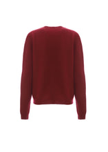 Load image into Gallery viewer, Cashmere - wool crewneck