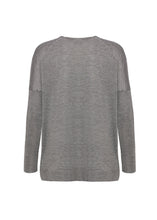 Load image into Gallery viewer, Cashmere - silk  V neck sweater