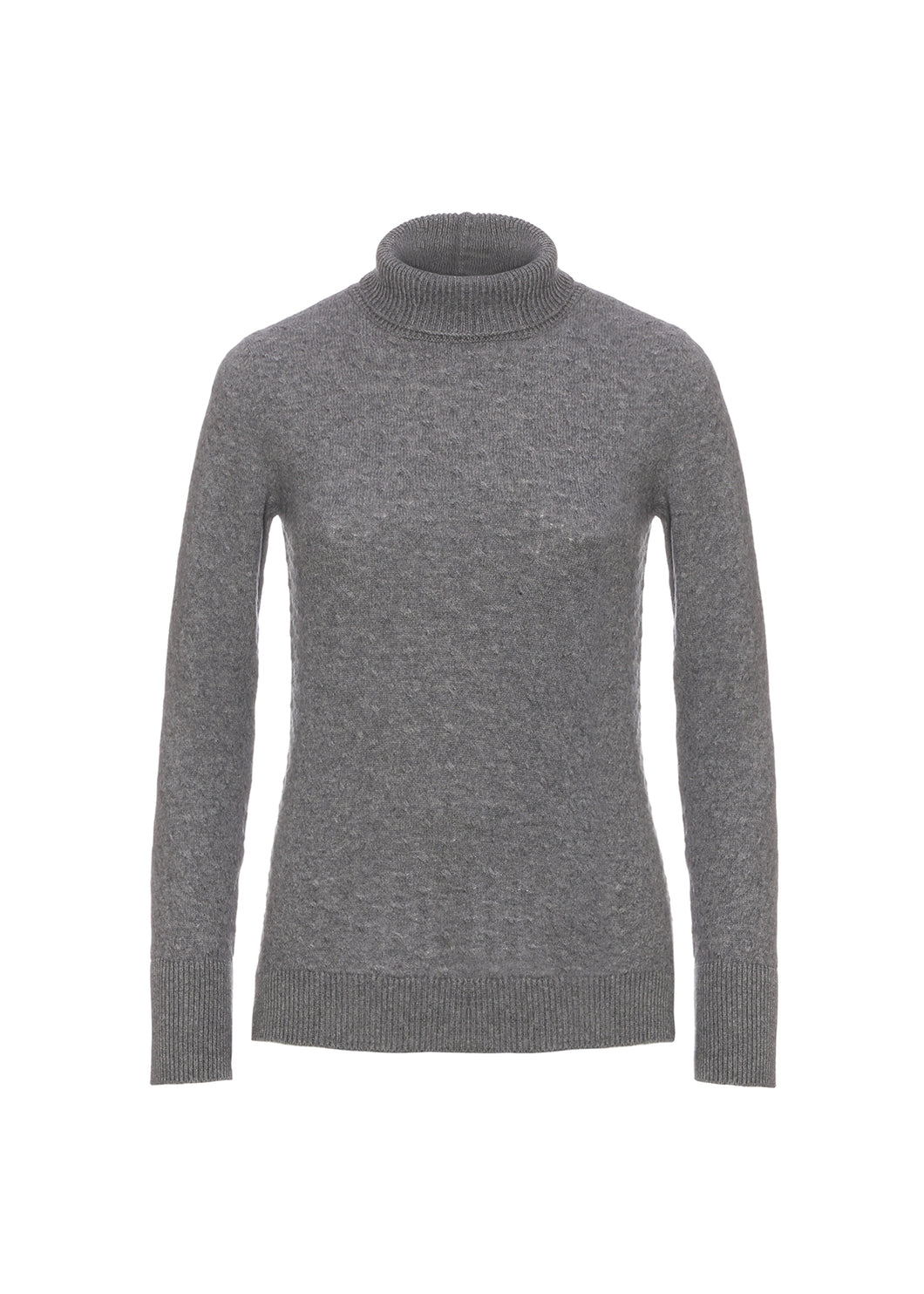 Evanescent turtleneck