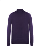 Load image into Gallery viewer, Cashmere french collar polo