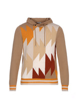 Load image into Gallery viewer, Geometric hoodie