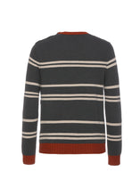 Load image into Gallery viewer, Embroidered cashmere crewneck
