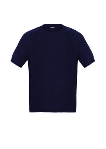 Short sleeves crewneck