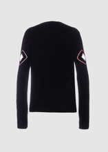 Load image into Gallery viewer, Diamond stitch crewneck