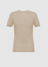 Load image into Gallery viewer, Short sleeves crewneck in Makò cotton