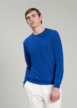 Load image into Gallery viewer, Crewneck in Makò cotton