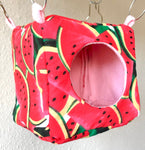 Watermelon Cube Rat Hammock