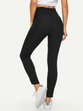 High Waist Butt Lift High Stretch Skinny Jeggings