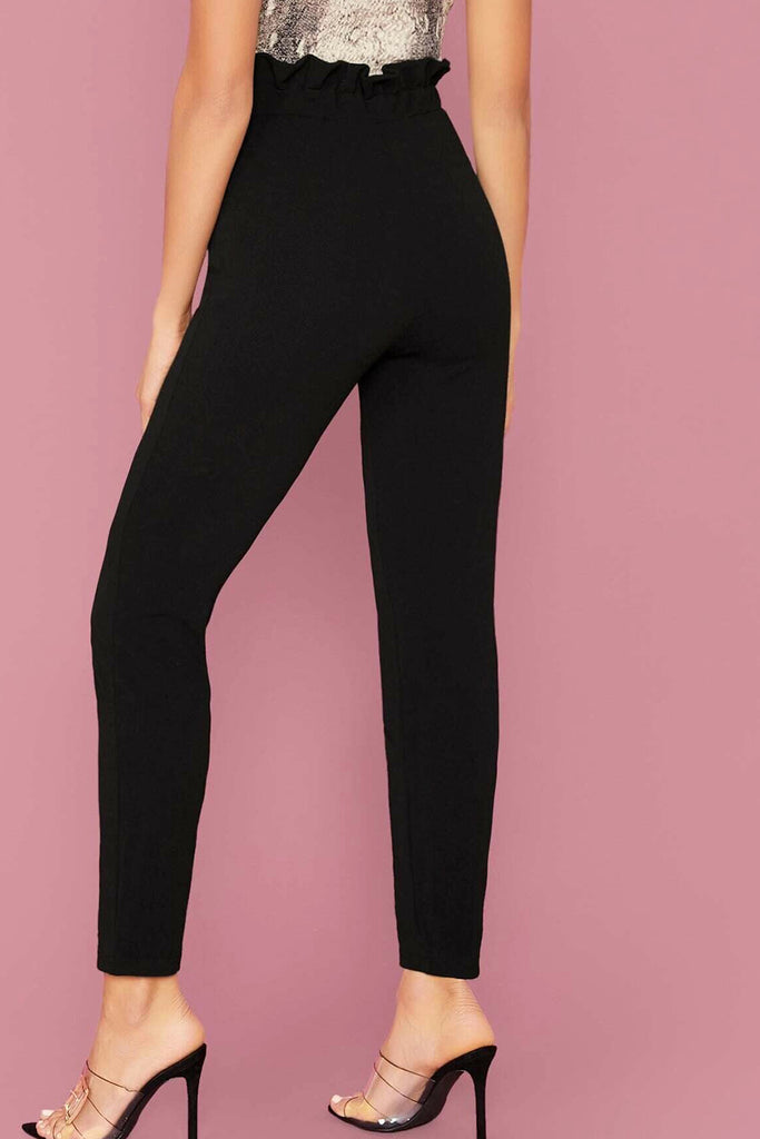 Pencil Fit Casual Pant