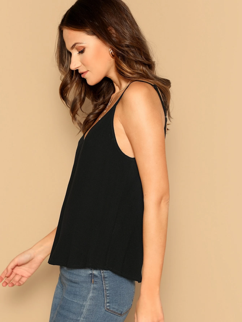 V-Neck Cami Top