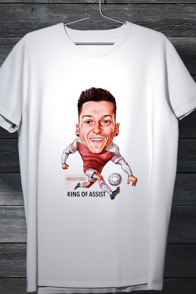 Mesut Ozil - Footballer Arsenal And German Team Midfielder