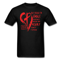 Valentine's Day Collection: Everlasting Love Tee for Men