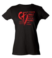 Valentine's Day Collection: Everlasting Love Tee for Women