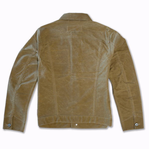 Ridgeline Supply jacket in Tan