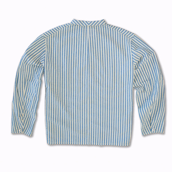 Foreman FM1 in Light indigo stripes