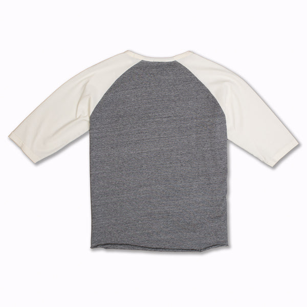 Leon in Grey Melange Cocatoo Supima Cotton