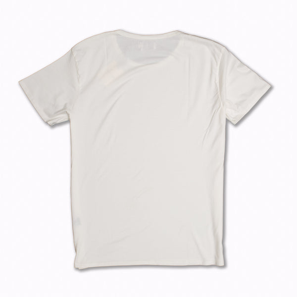 Basis Tee in Off White
