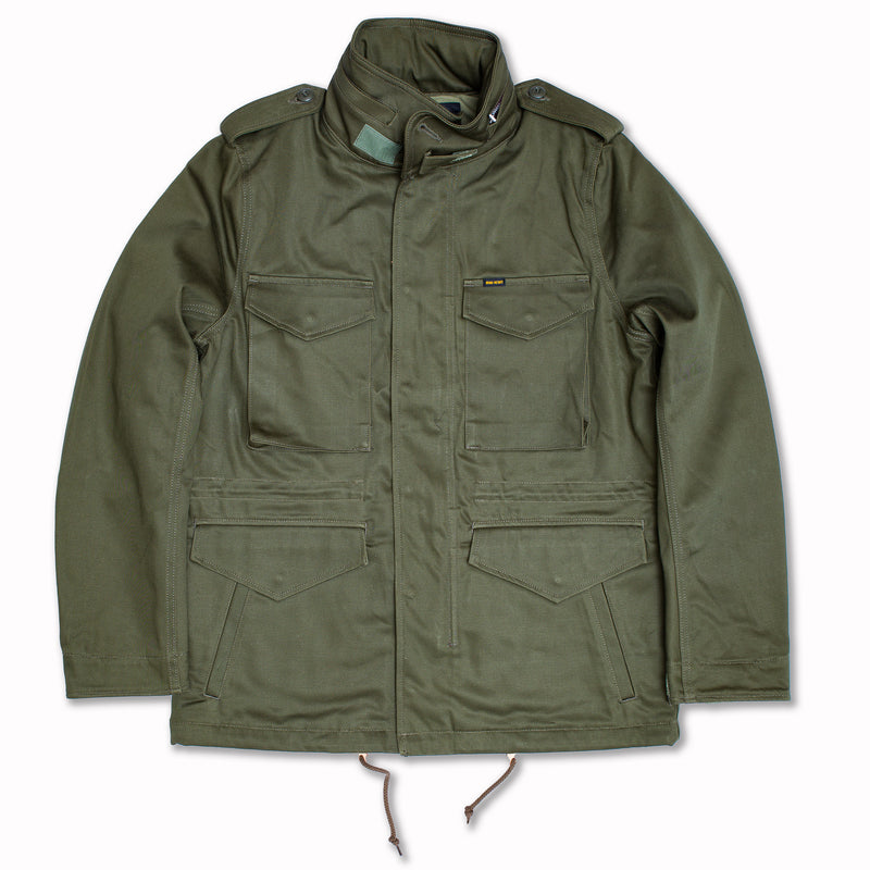 M-65 Field Jacket in Olive (IHM-27-OLV)
