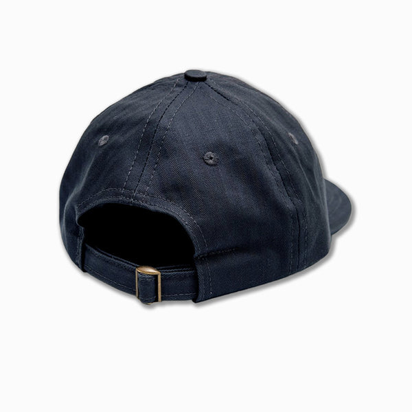 6-Panel cap in Navy HBT