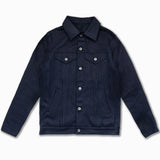Types 3S Denim Jacket in Shadow Selvedge