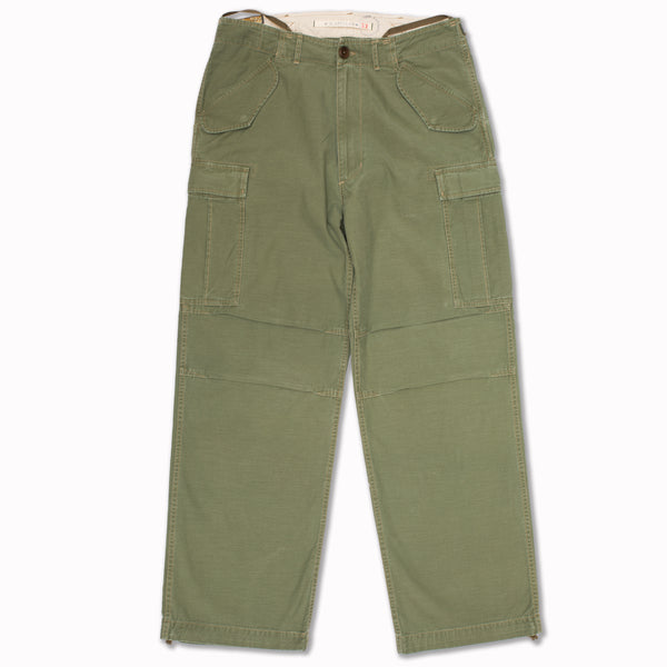 Cargo pants in Olive (128 SG824)